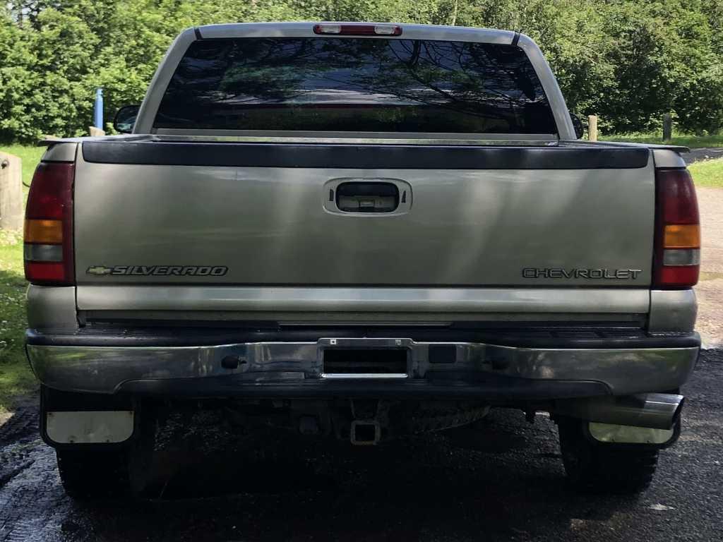 Chevrolet 1GCHK29192E264618